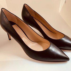STUART WEITZMAN Black High Heel Shoe Size 8M  NEW!